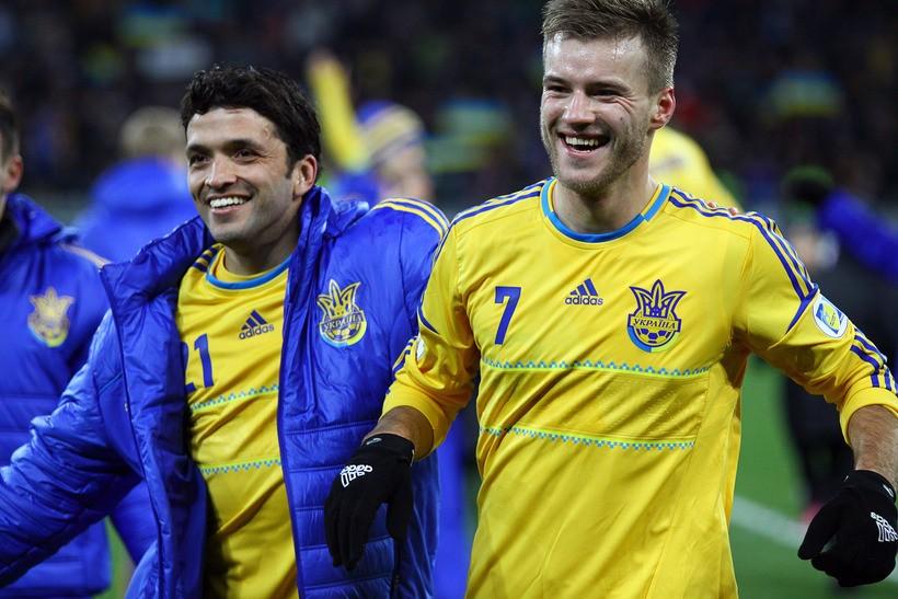 Игрок месяца по версии UA-Футбол. Андрей Ярмоленко - лучший в ноябре - изображение 2