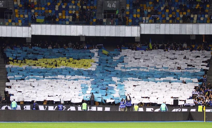 Таврія - Динамо 1:2. З футболом перед очима, з Україною в серці - изображение 4