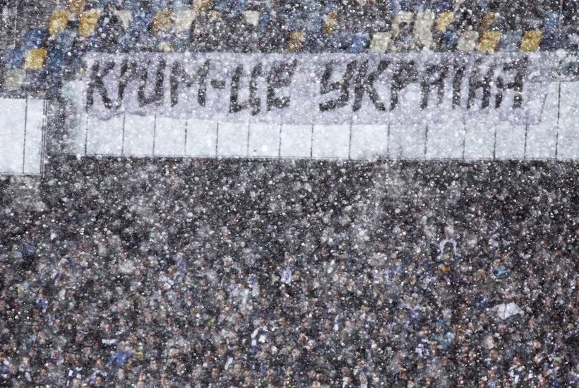 Таврія - Динамо 1:2. З футболом перед очима, з Україною в серці - изображение 5