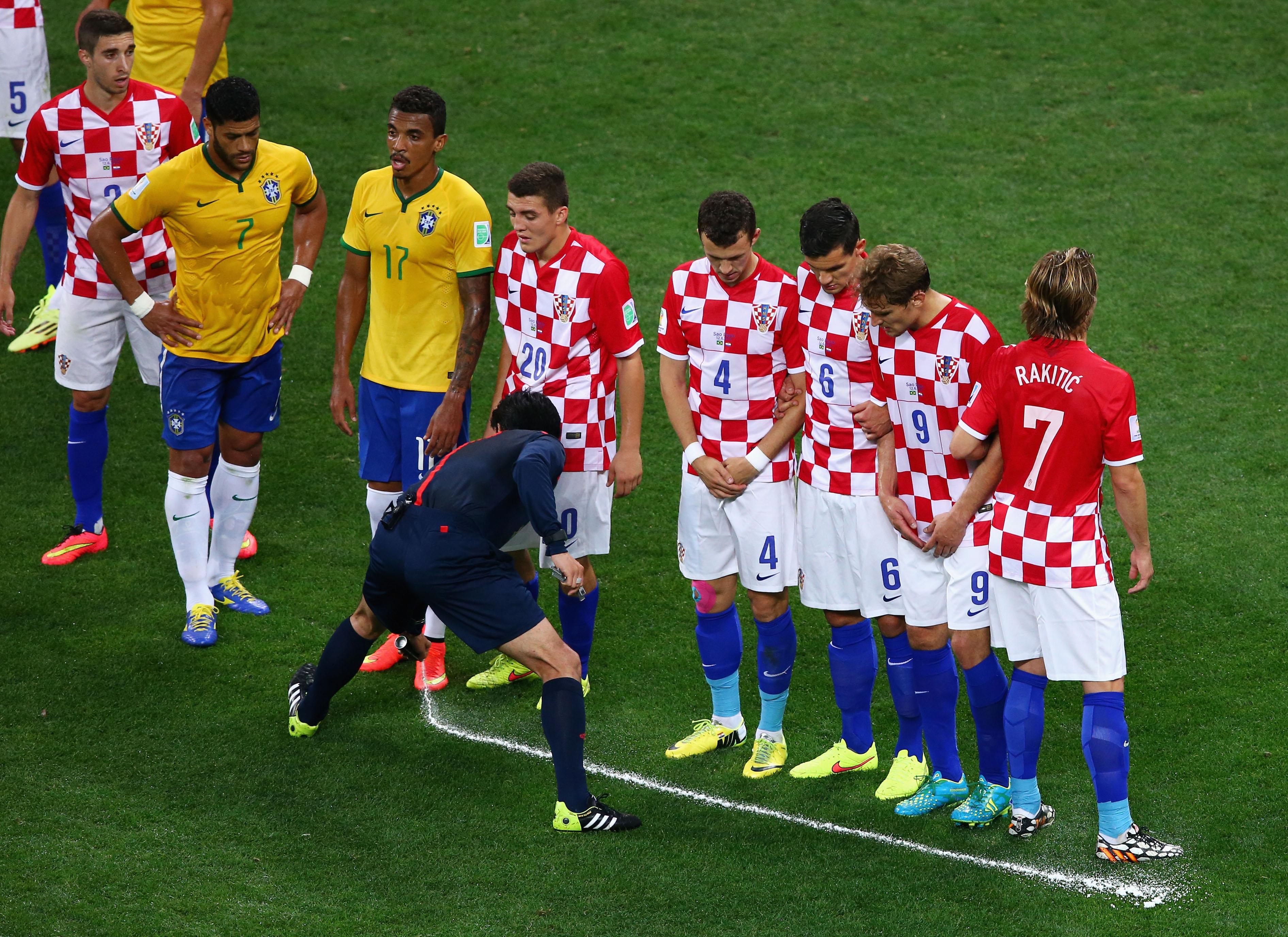 Бразилія - Хорватія 3:1. Автогол, суддя, Бразилія - изображение 5