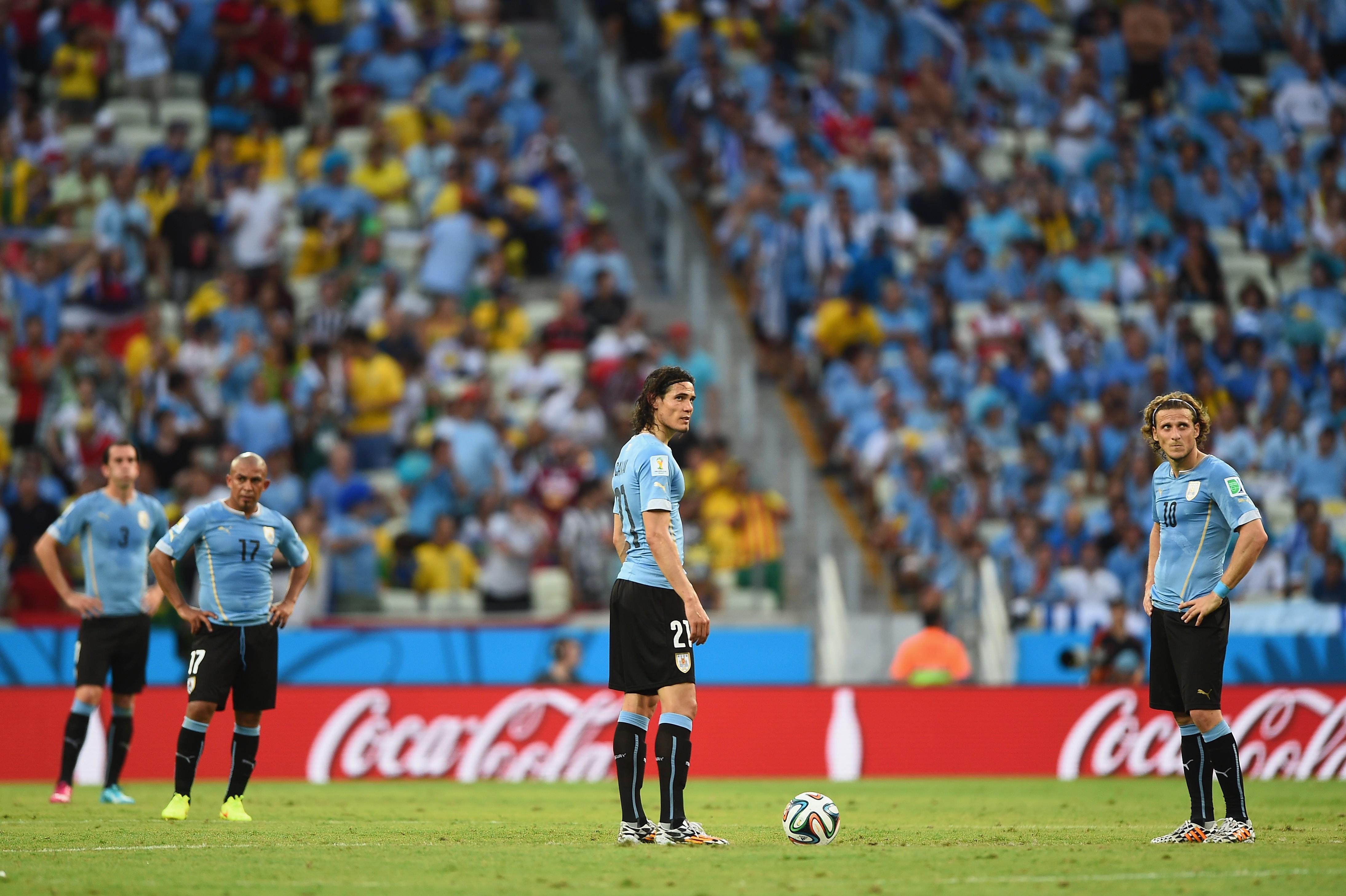 Уругвай - Коста-Рика 1:3. Мат в три хода - изображение 5