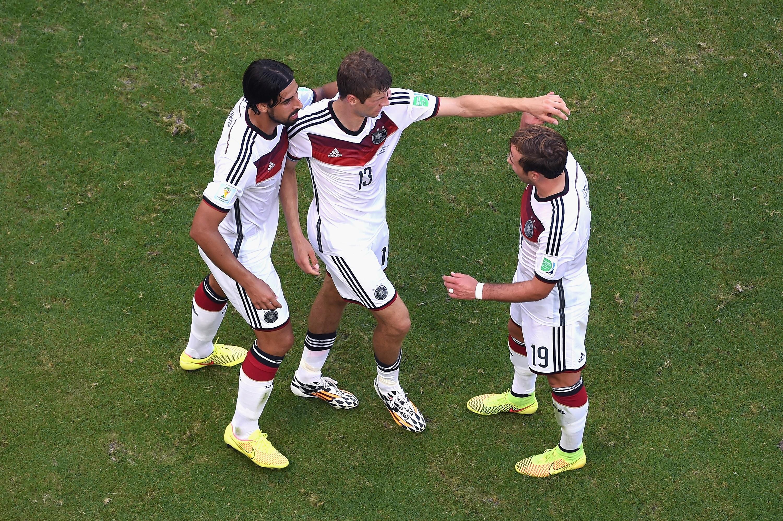 Германия - Гана. 5 вопросов матча - изображение 2
