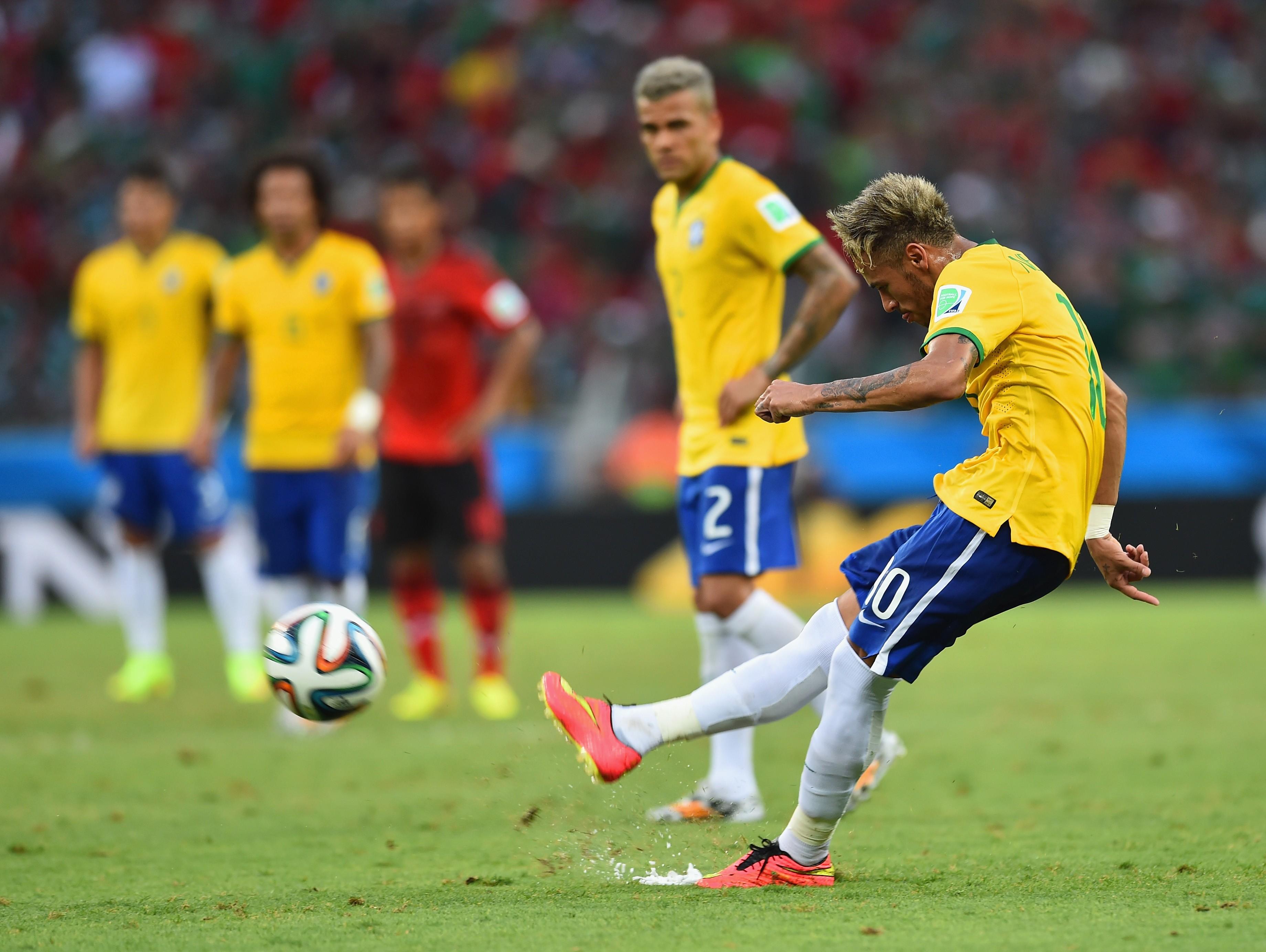 Бразилия - Мексика 0:0. Не та Бразилия - изображение 5