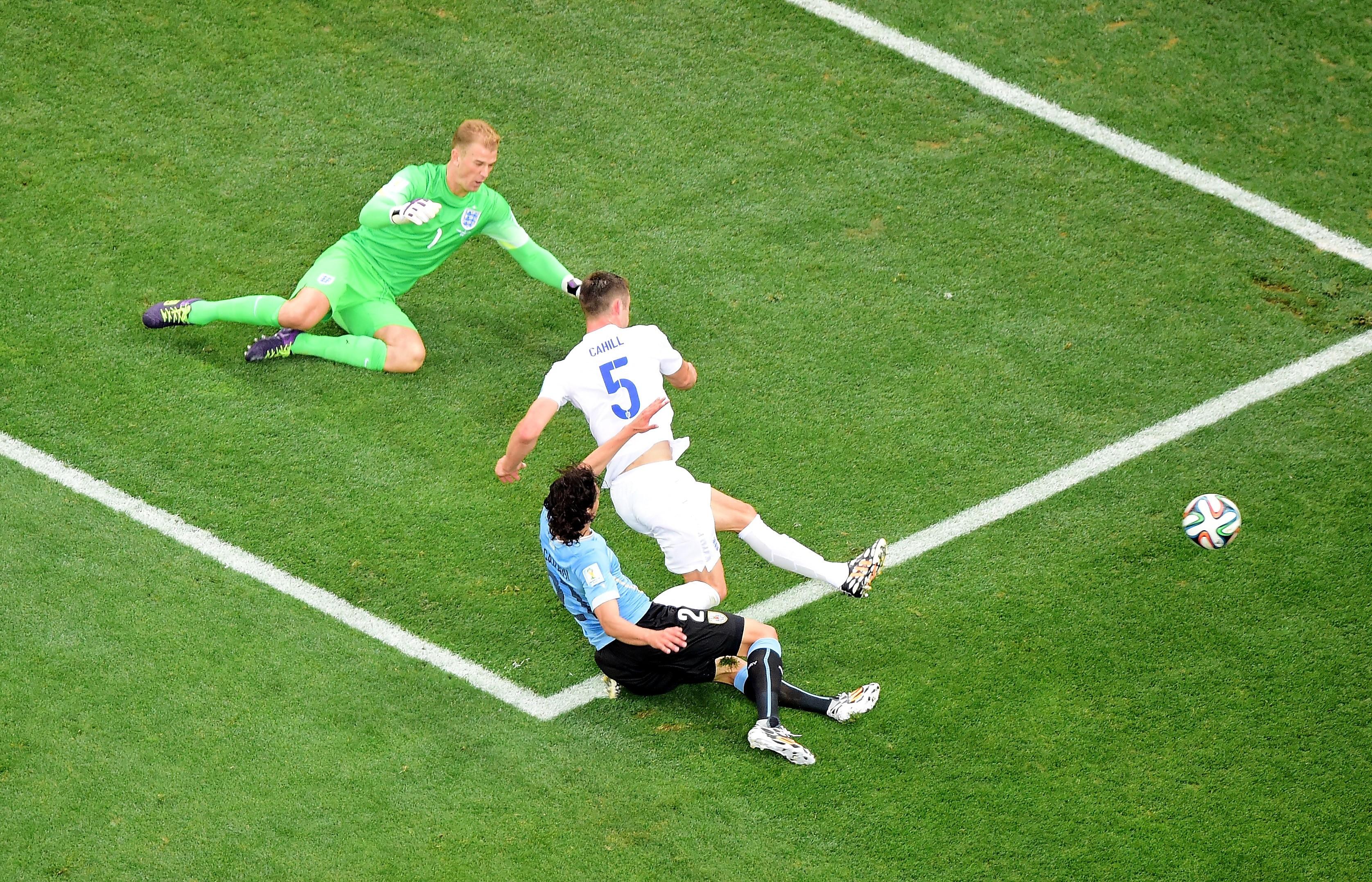 Уругвай - Англия 2:1. Большое возвращение Суареса - изображение 5