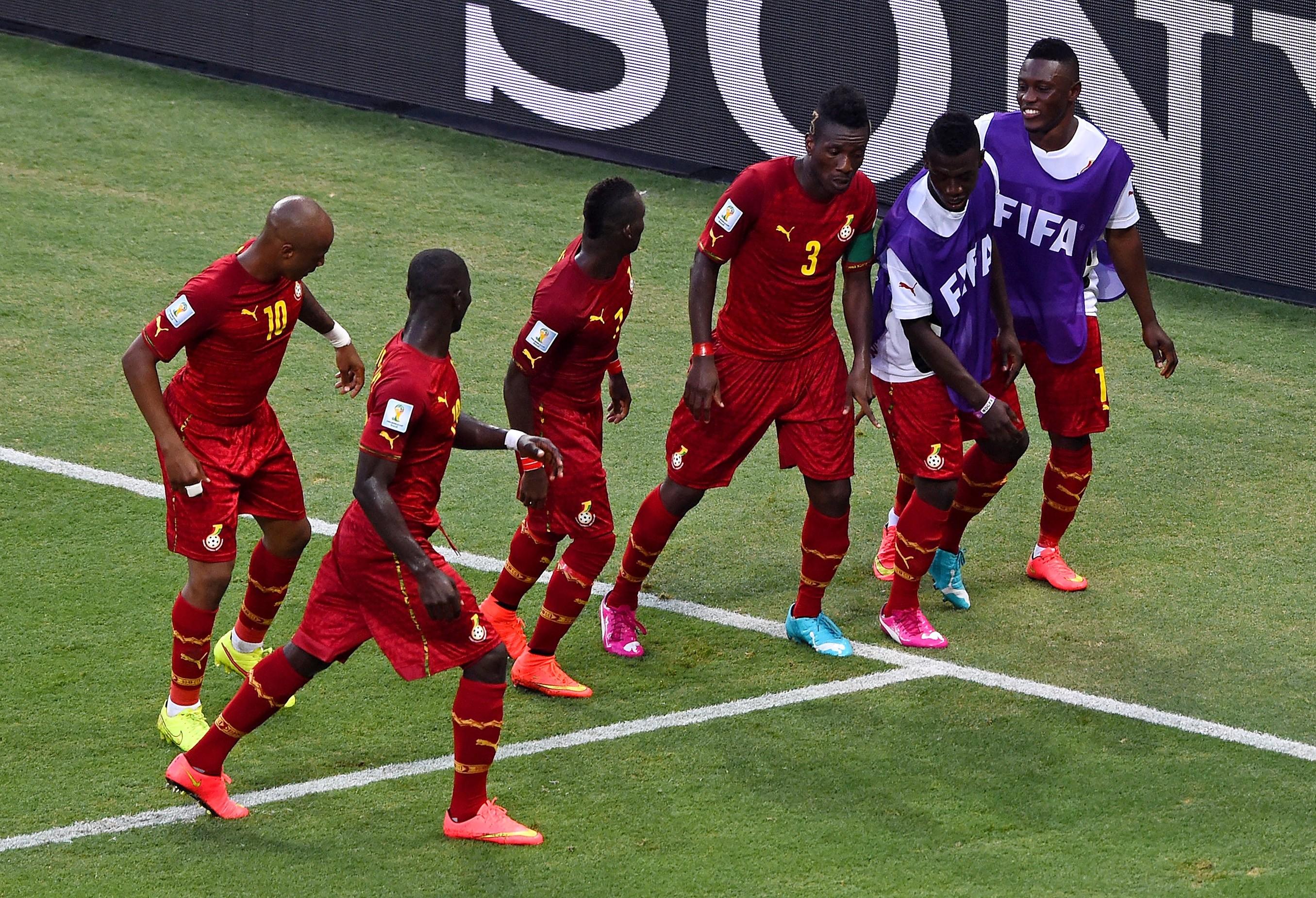 Германия - Гана. 5 ответов матча - изображение 2