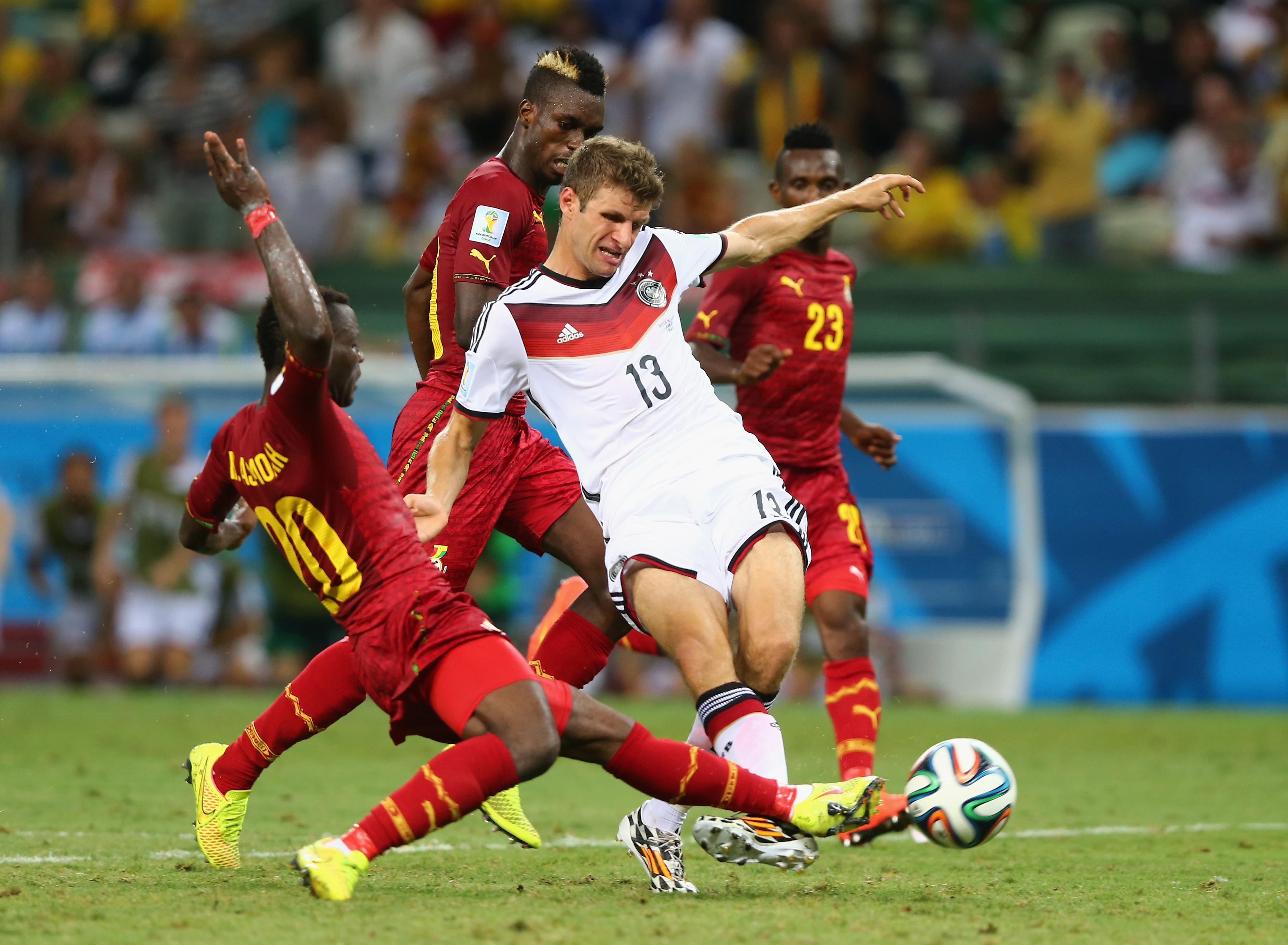 Германия - Гана 2:2. С приветом от Клозе - изображение 5