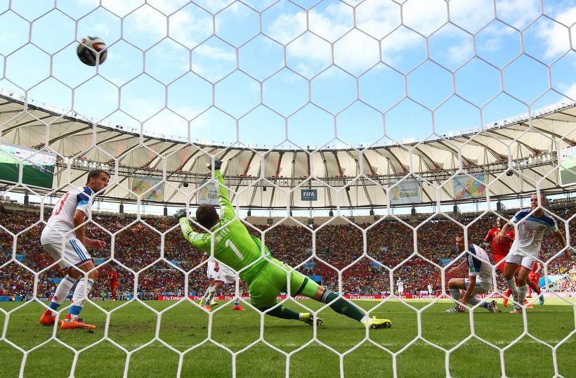 Бельгія - Росія 1:0. І за десант, і за спецназ - изображение 7