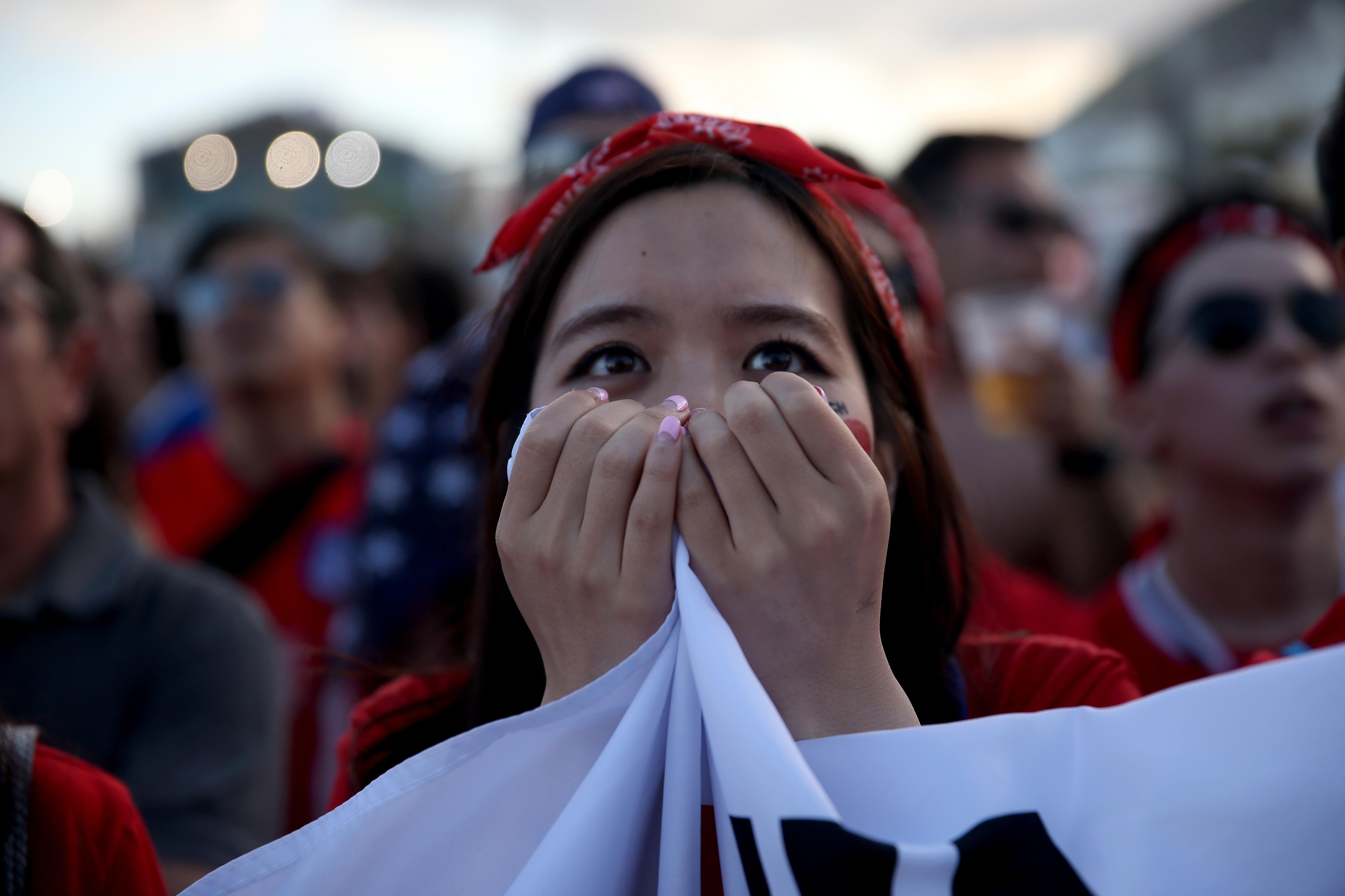 Південна Корея – Алжир 2:4. Душевний футбол - изображение 5