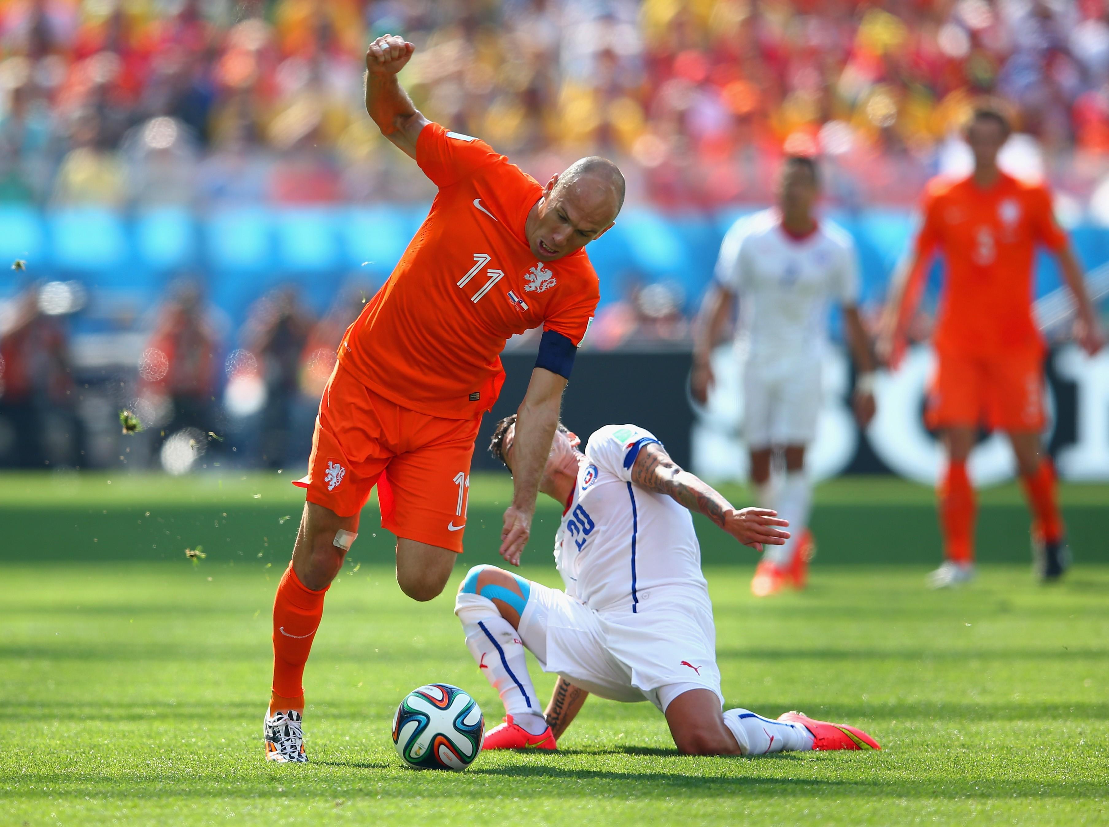 Нидерланды - Чили 2:0. Как бы между прочим - изображение 4