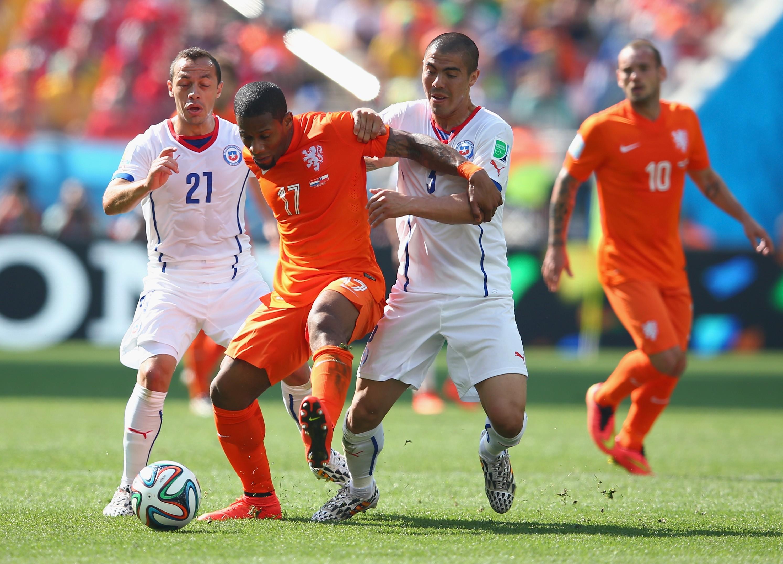 Нидерланды - Чили 2:0. Как бы между прочим - изображение 3