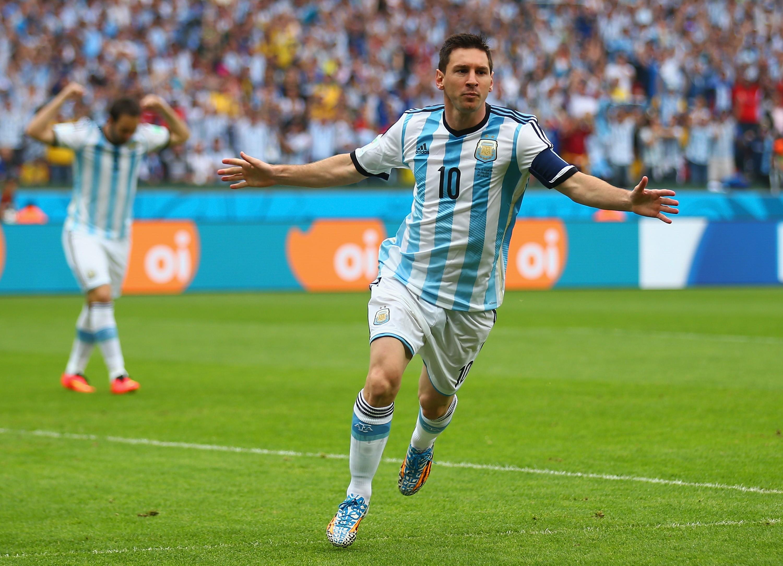 Нигерия - Аргентина 2:3. Лионель Муса правит балом - изображение 3