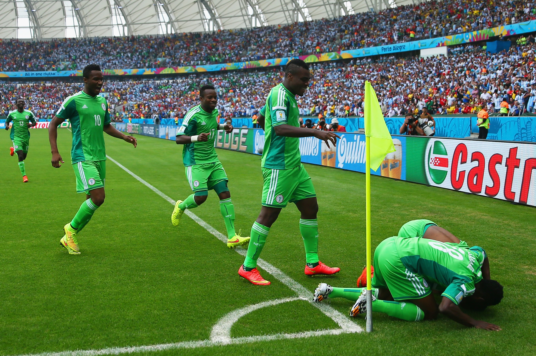 Нигерия - Аргентина 2:3. Лионель Муса правит балом - изображение 5