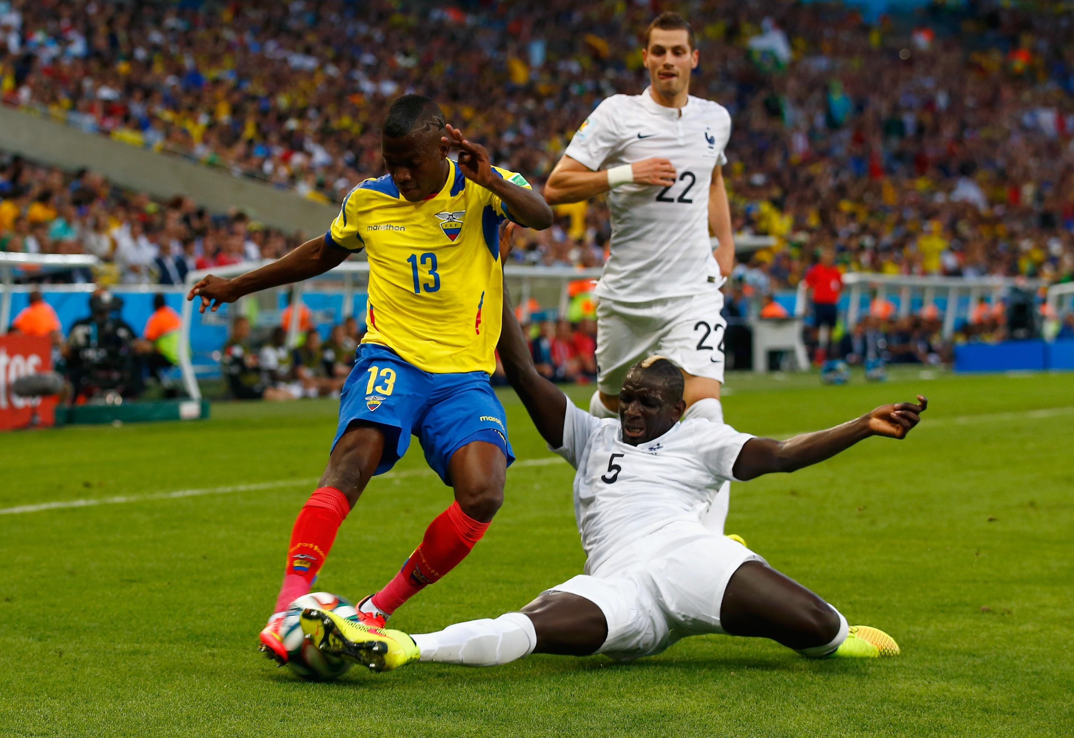Еквадор – Франція 0:0. Збій системи - изображение 5