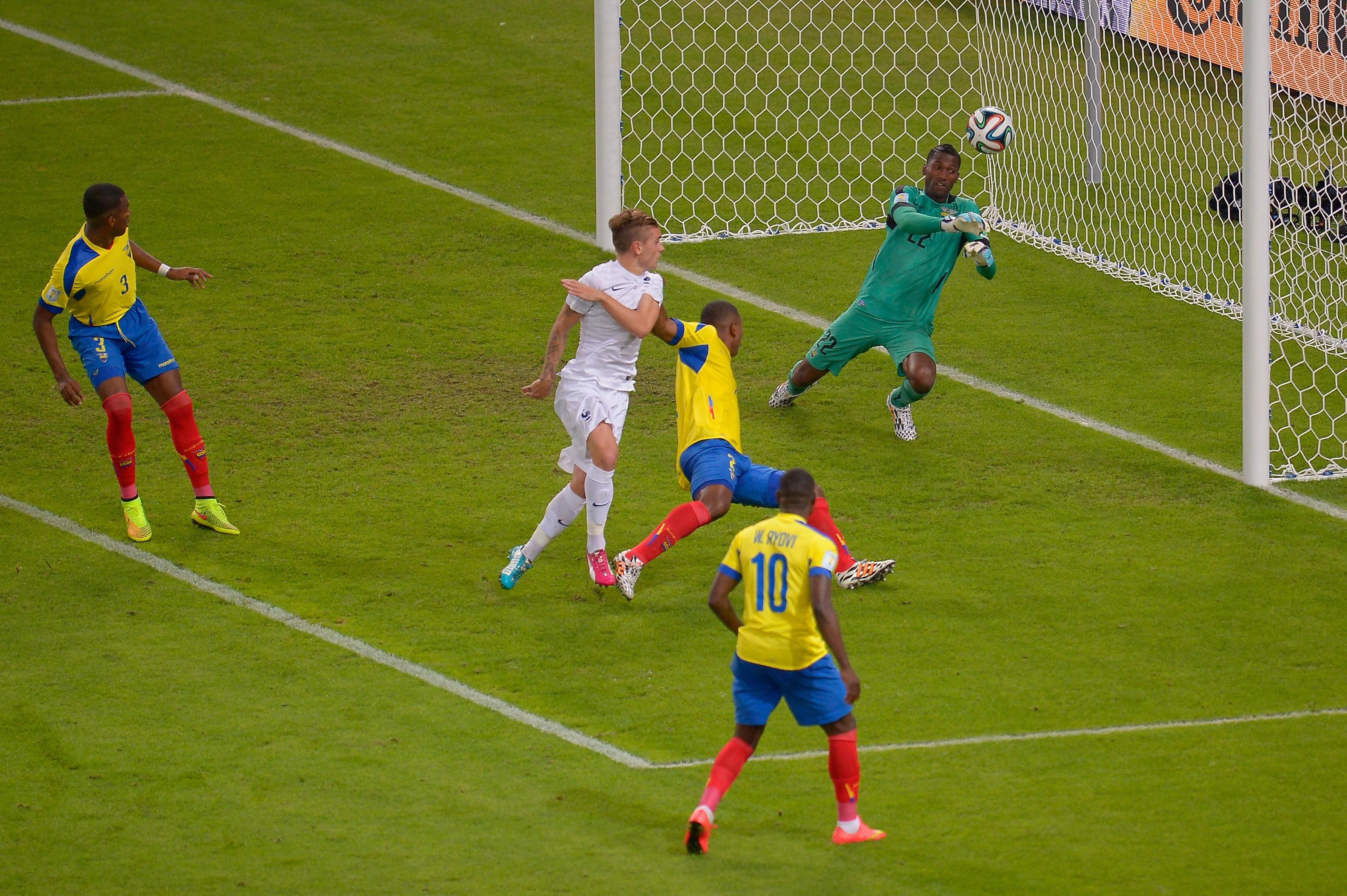 Еквадор – Франція 0:0. Збій системи - изображение 7