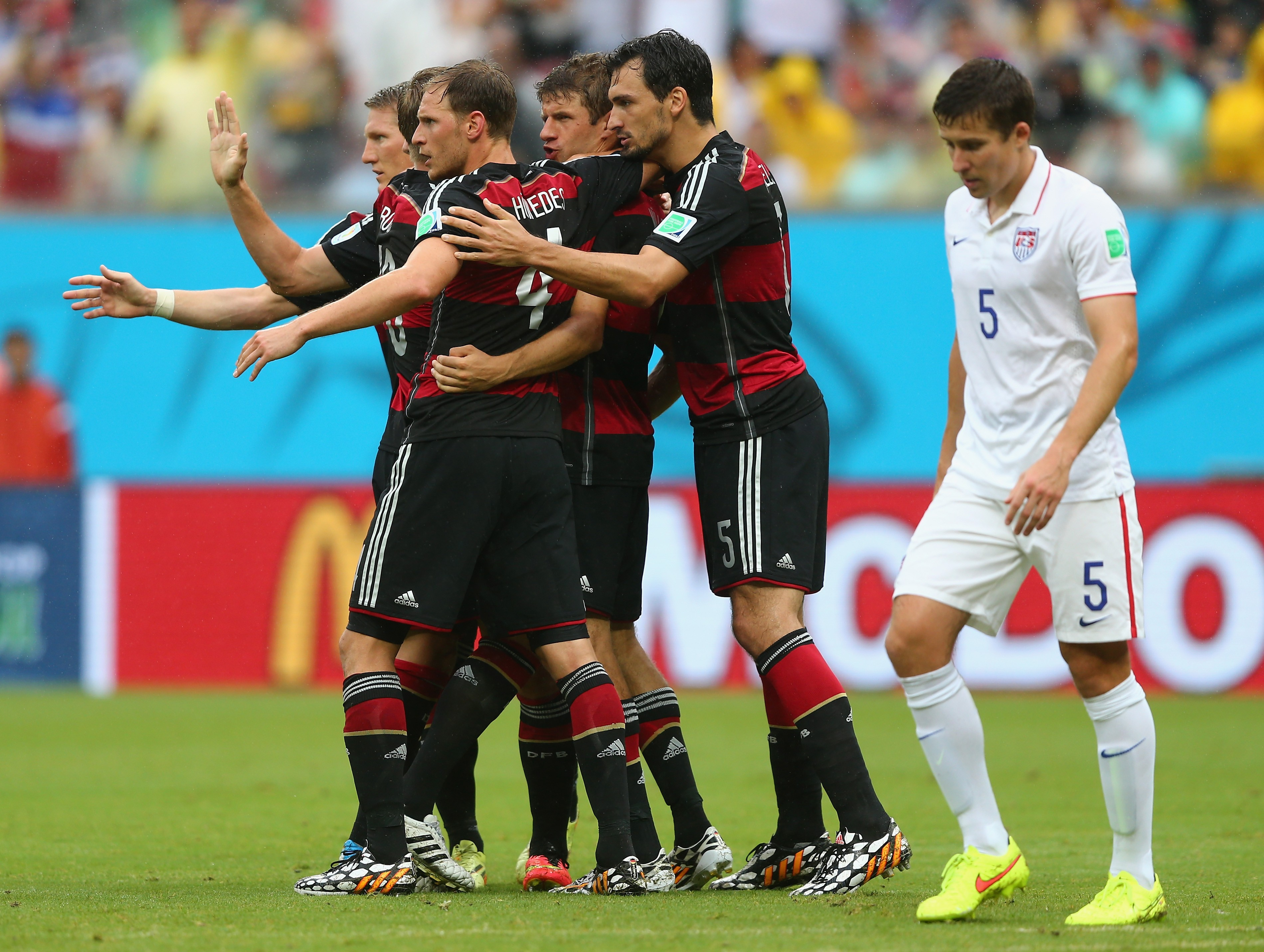 США - Германия 0:1. Мюллеризация Германии - изображение 3