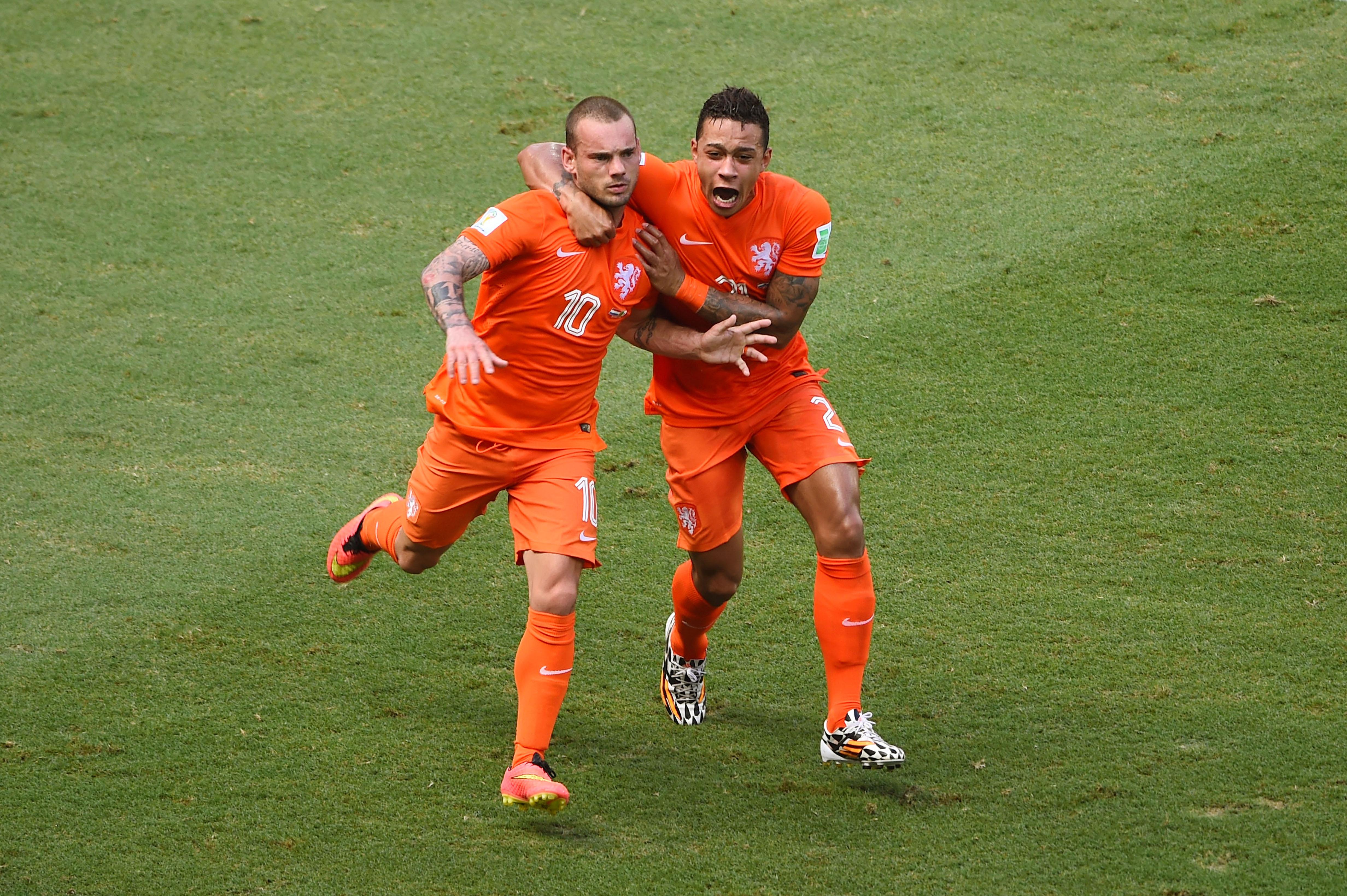 Нидерланды - Мексика 2:1. Мундиаль, ты слишком жесток - изображение 4