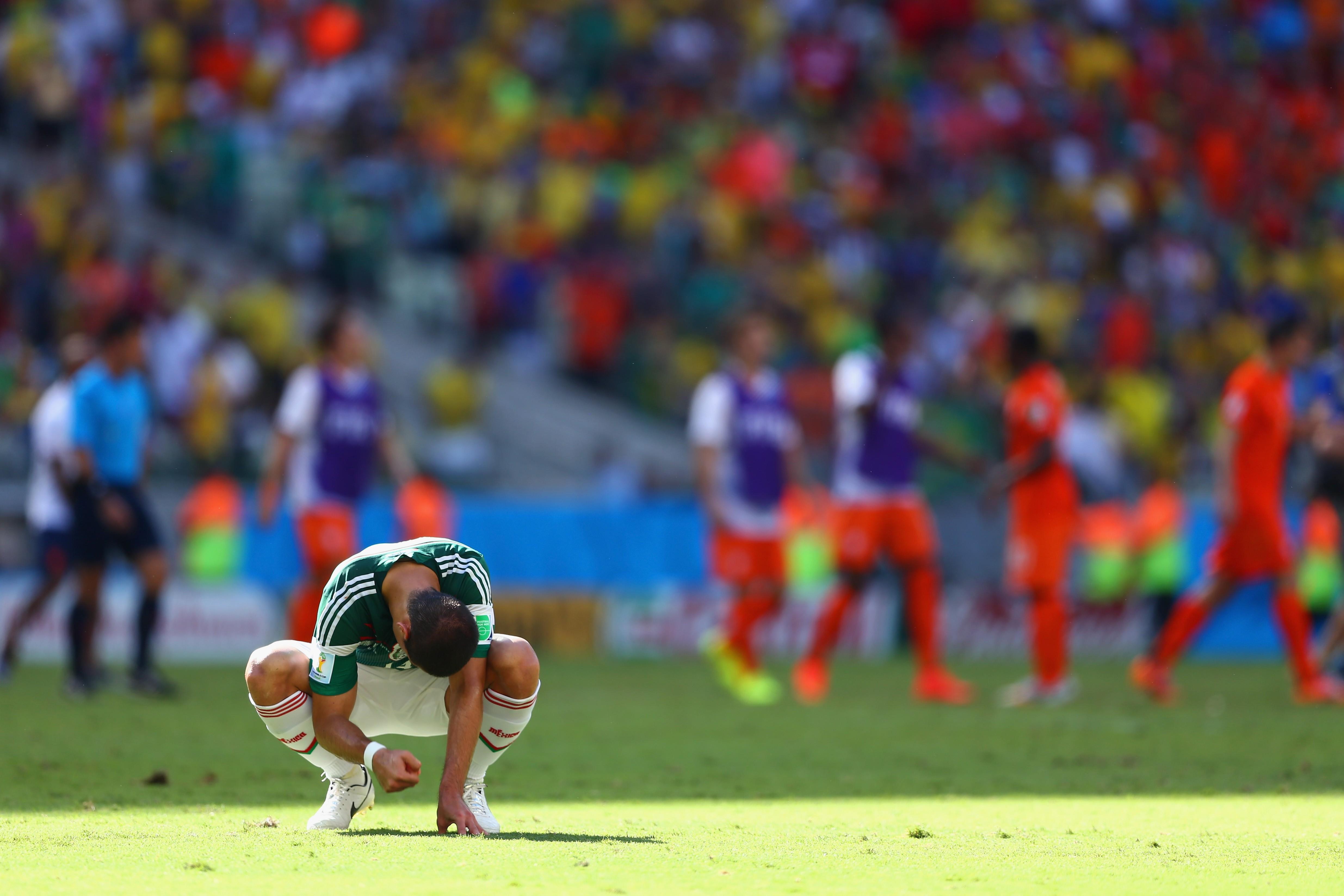 Нидерланды - Мексика 2:1. Мундиаль, ты слишком жесток - изображение 5