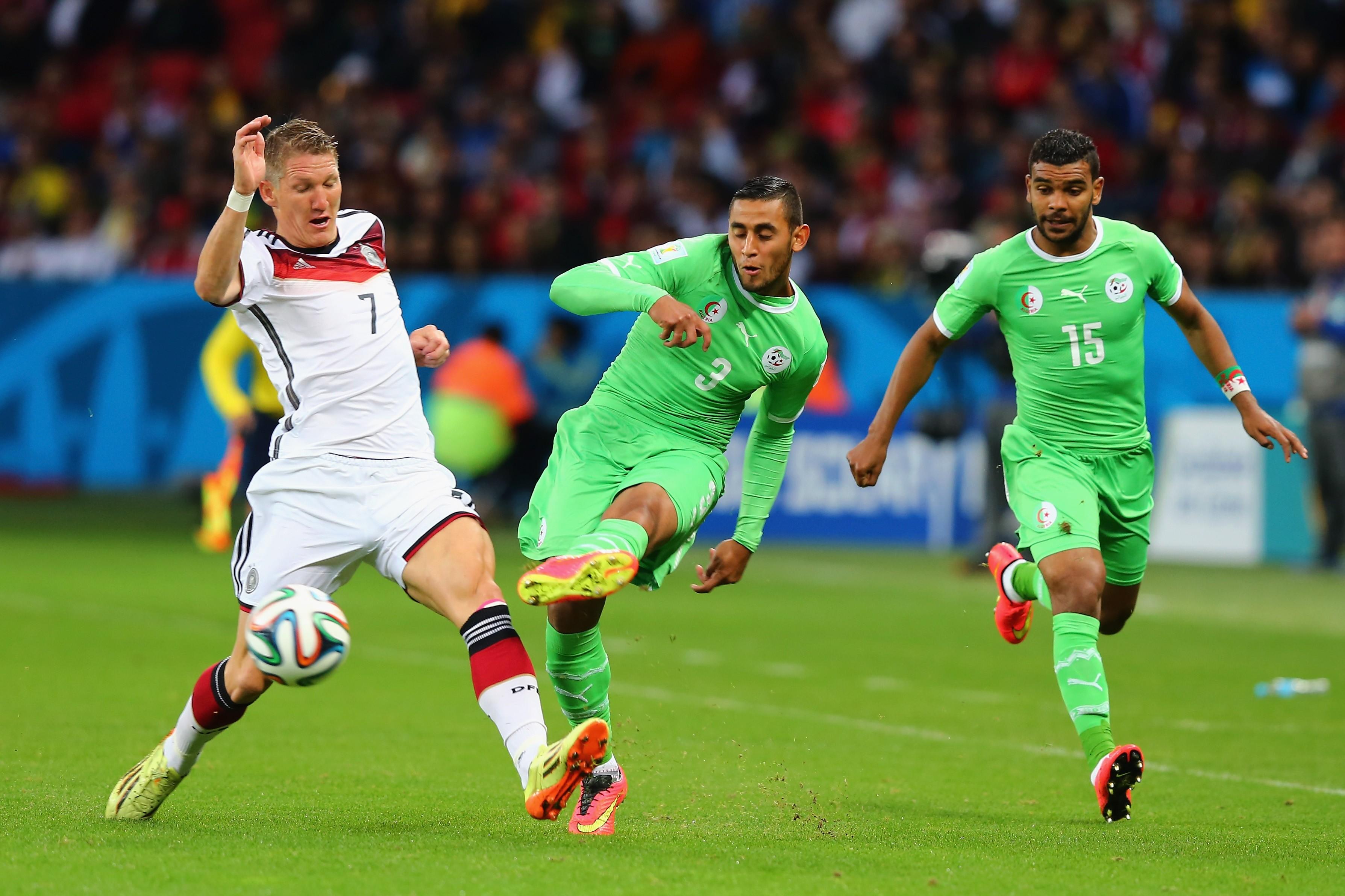 Германия - Алжир 2:1. Немцы уносят ноги от неуступчивого Алжира - изображение 2