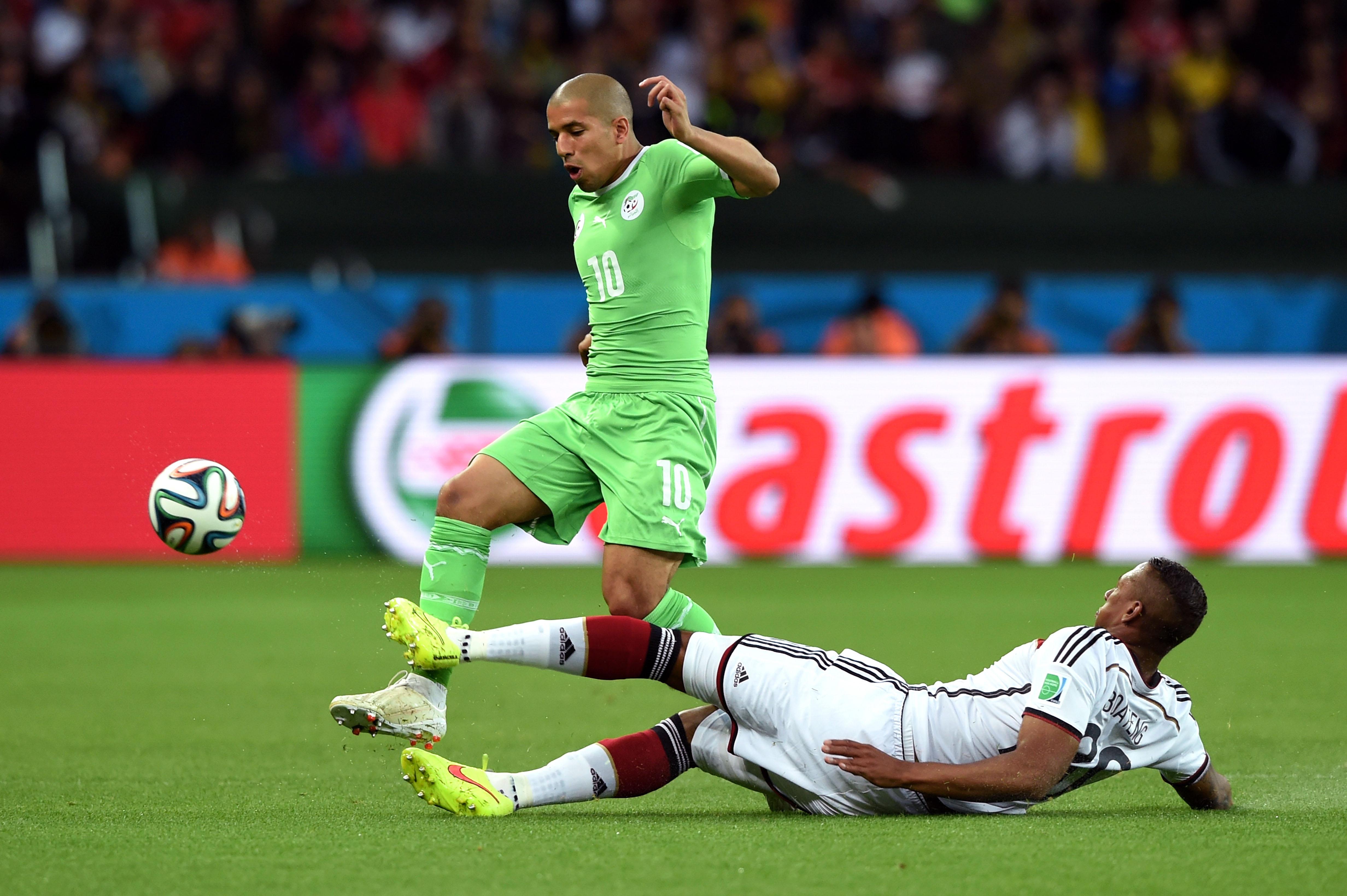 Германия - Алжир. 5 ответов матча - изображение 1
