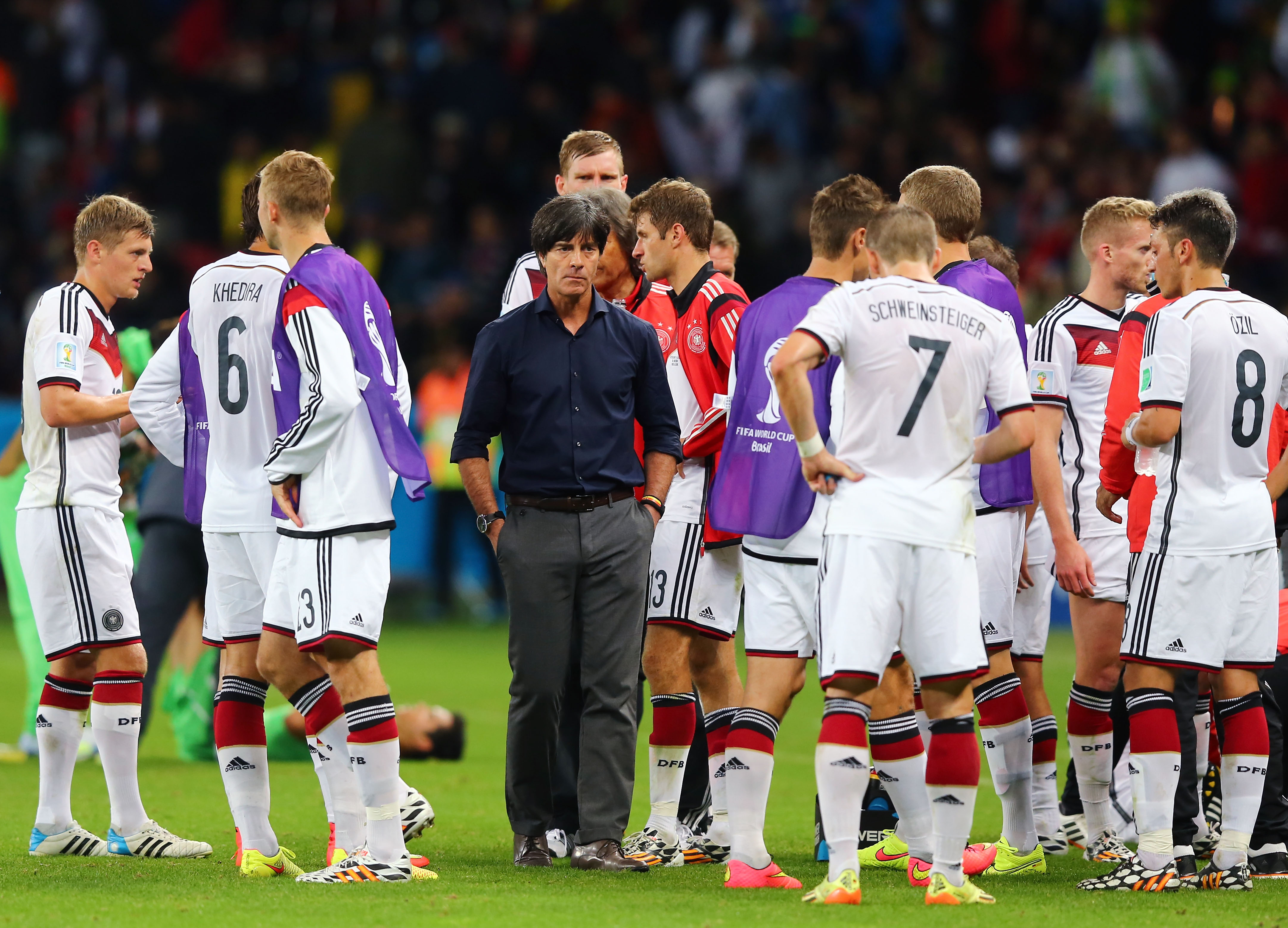 Германия - Алжир 2:1. Немцы уносят ноги от неуступчивого Алжира - изображение 1