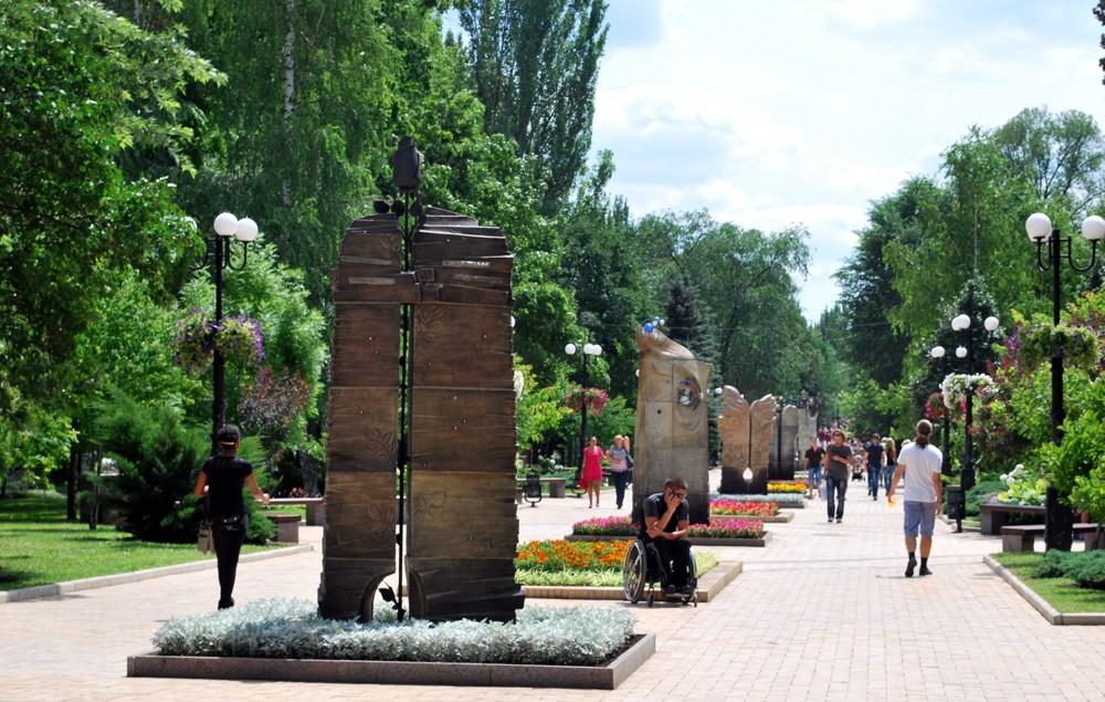 Донбасу не любити не можна. Мандрівка-спогад з Азова до Луганська, з Луганська до Донецька - изображение 36