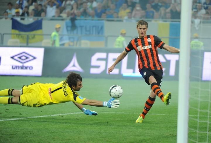 Игрок месяца по версии UA-Футбол. Александр Гладкий - лучший в августе - изображение 3