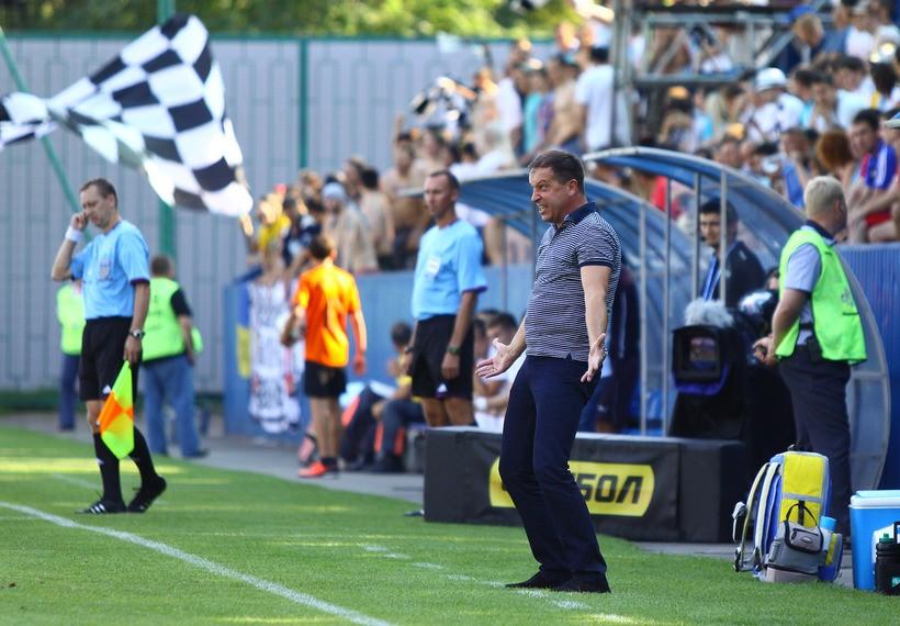 Юрій Вернидуб: Після матчу в Роттердамі вистачало сліз і навіть істерик - изображение 1