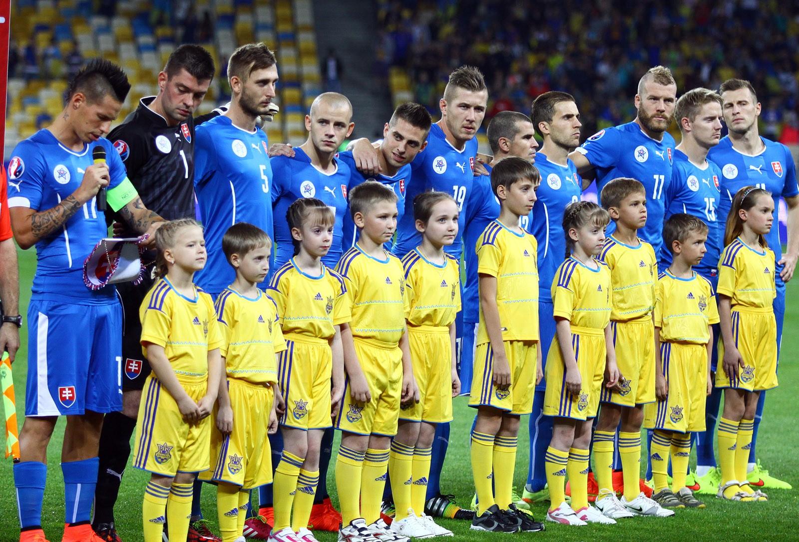 Только не бойся. О сборной Словакии - изображение 1