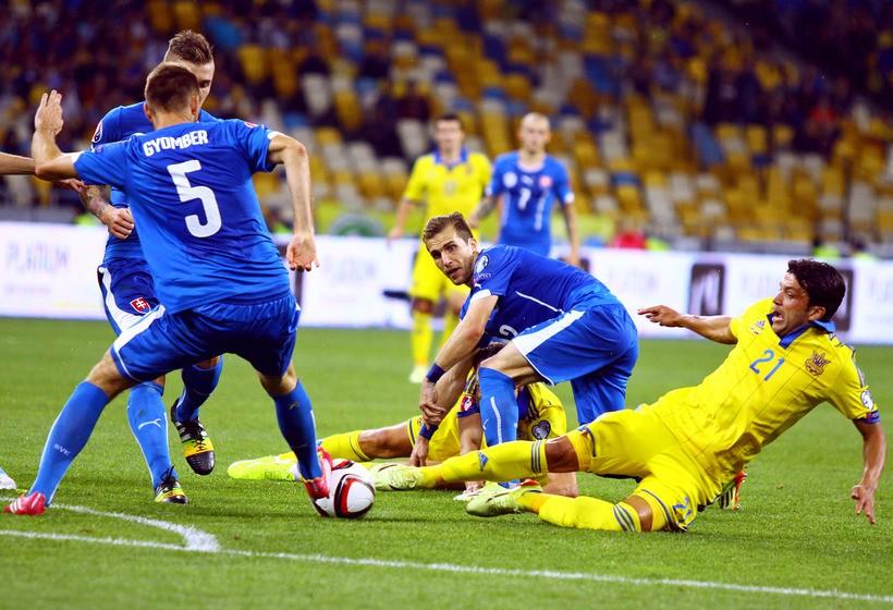 Словакия - Украина