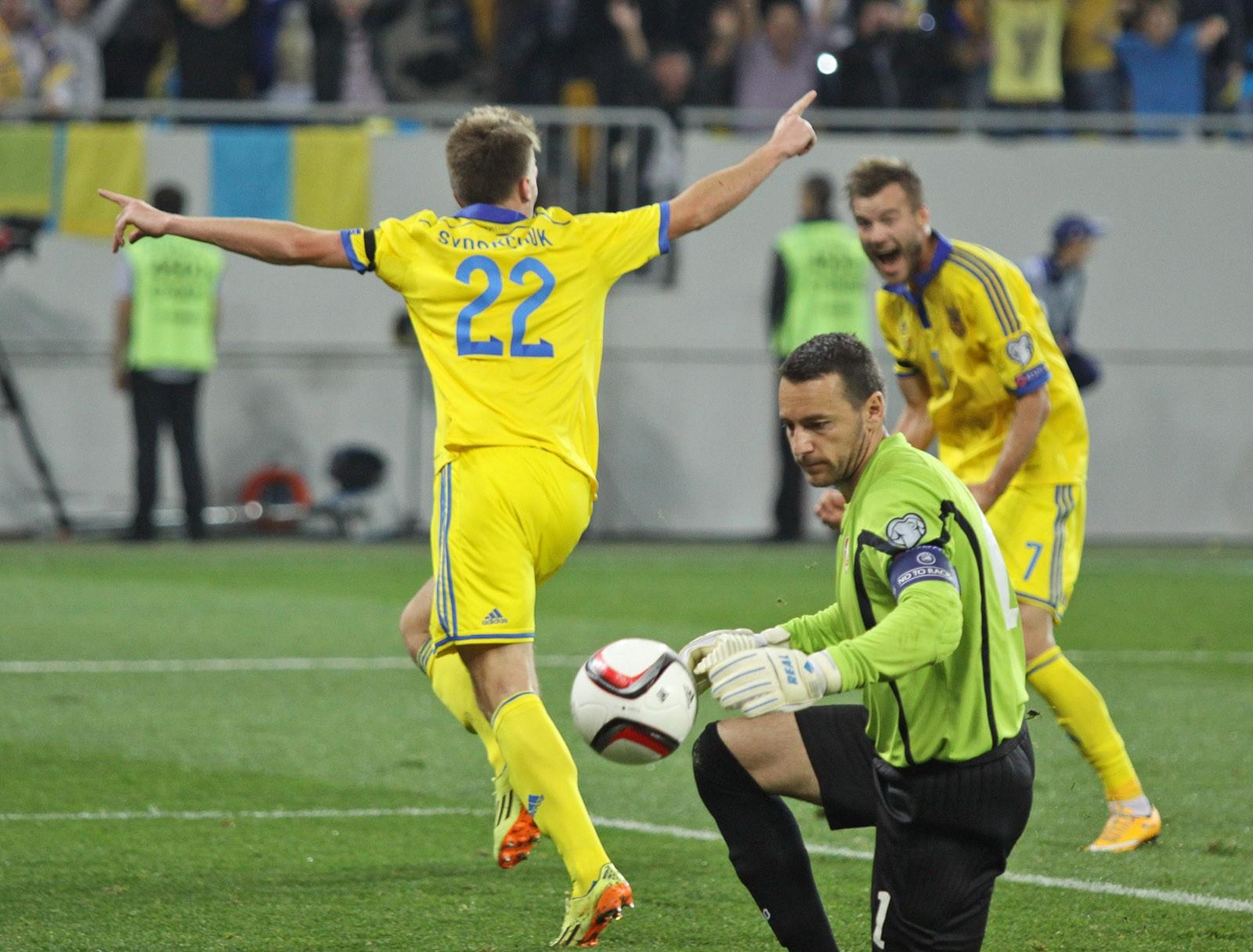 Да будет свет! Македония – Украина. Предматчевые расклады - изображение 2