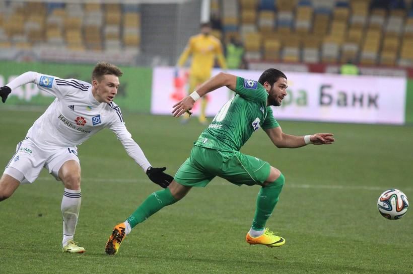 Динамо - Карпати - 1:0. Прагматична звитяга Реброва - изображение 3