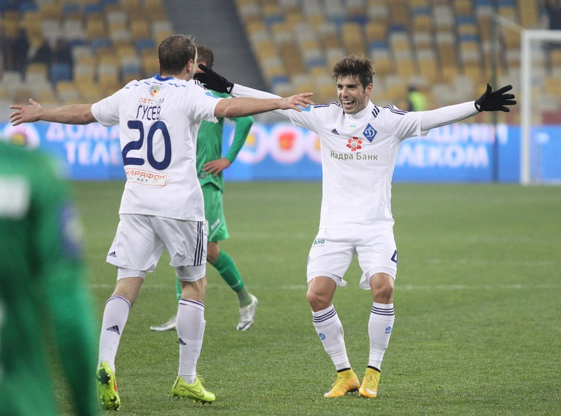 Динамо - Карпати - 1:0. Прагматична звитяга Реброва - изображение 5