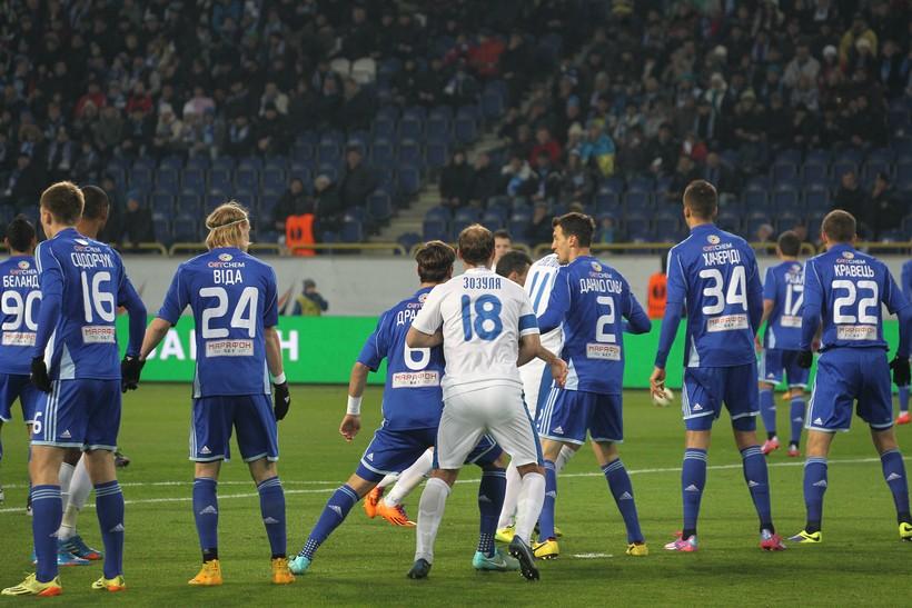 Днепр - Динамо 0:3. Киев возвращается на вершину - изображение 4