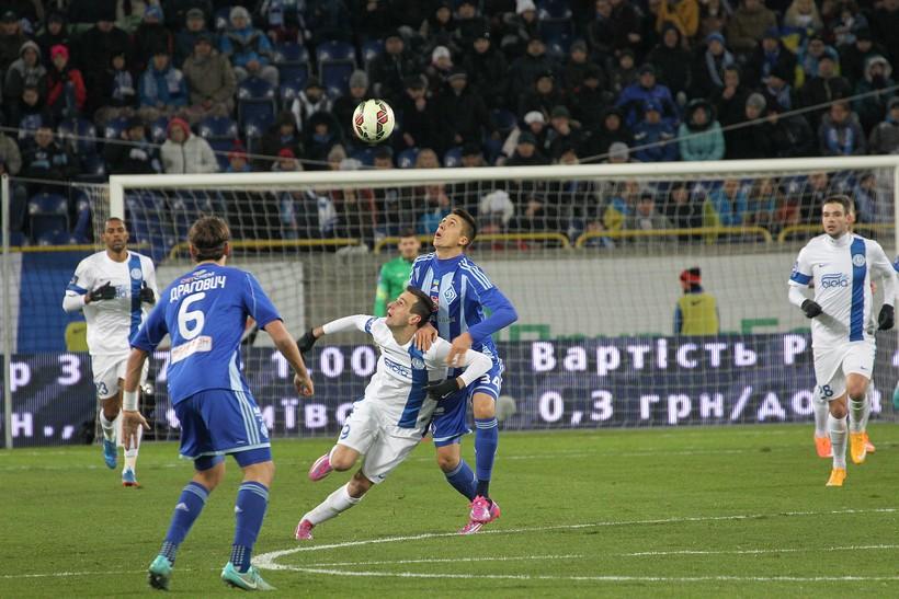 Днепр - Динамо 0:3. Киев возвращается на вершину - изображение 5