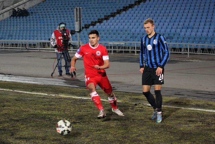 Сергей Гринь: Чтобы пробиться во взрослый футбол, должен быть стержень внутри - изображение 1