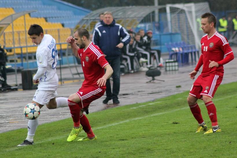 Дмитрий Хлебас: Моя мечта - играть в Динамо, но нужно освоиться в Премьер-лиге - изображение 1
