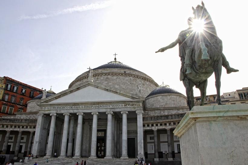 Свіжий погляд. Мандрівка до Неаполя з UA-Футбол - изображение 8