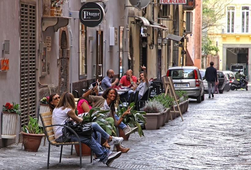 Свіжий погляд. Мандрівка до Неаполя з UA-Футбол - изображение 11