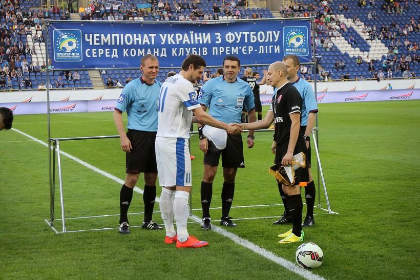 Сборная Чемпионата Украины-2015. Версия UA-Футбол. Левый защитник - Никита Каменюка - изображение 3