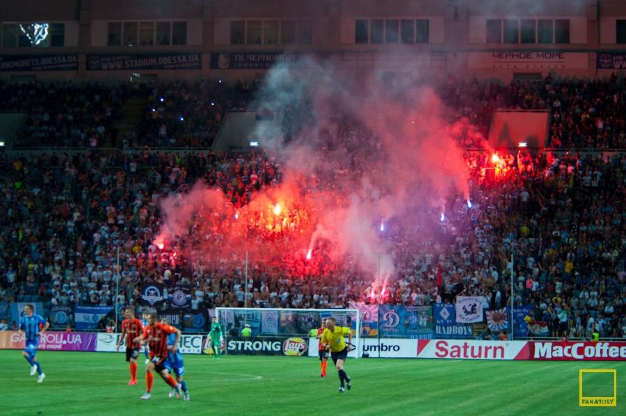 Суперкубок Украины. Динамо - Шахтер 0:2. Шаткое равновесие с неожиданным финалом - изображение 7