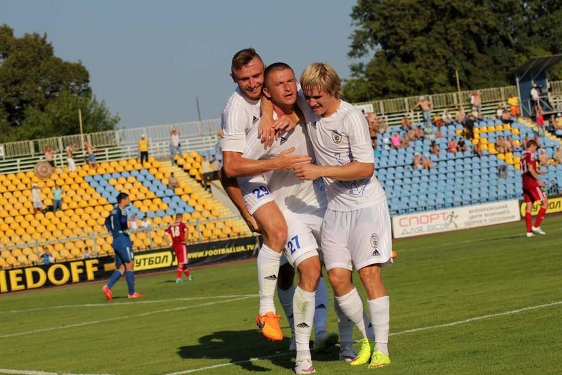 У 2015 році в УПЛ грало два Динамо. Київське та з Ужгорода з 13 орендованими - изображение 1