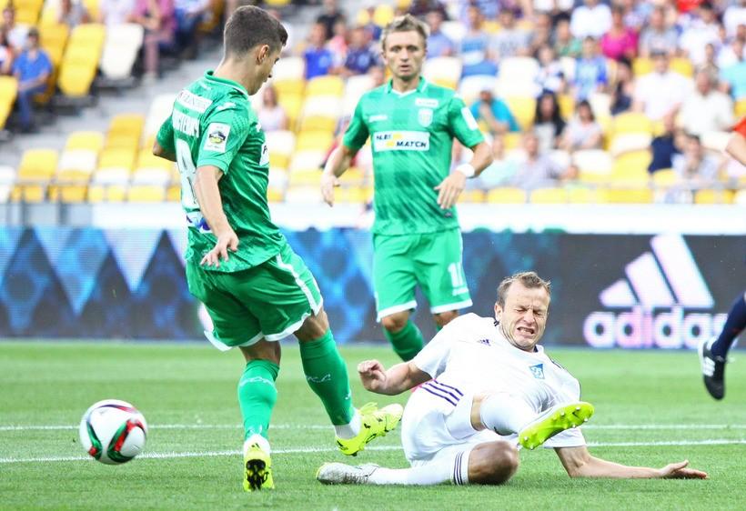 Динамо - Карпаты 3:0. Кто-то, выйдя из дома, попадет под машину - изображение 4