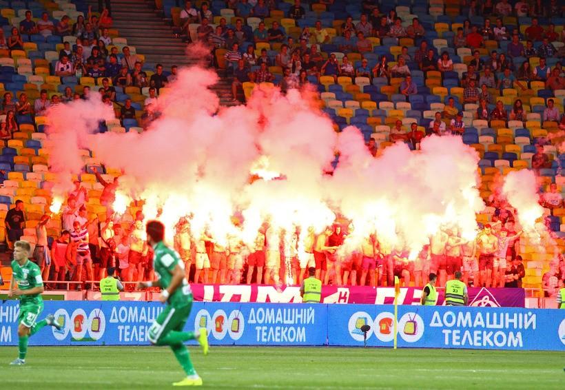 Динамо - Карпаты 3:0. Кто-то, выйдя из дома, попадет под машину - изображение 8