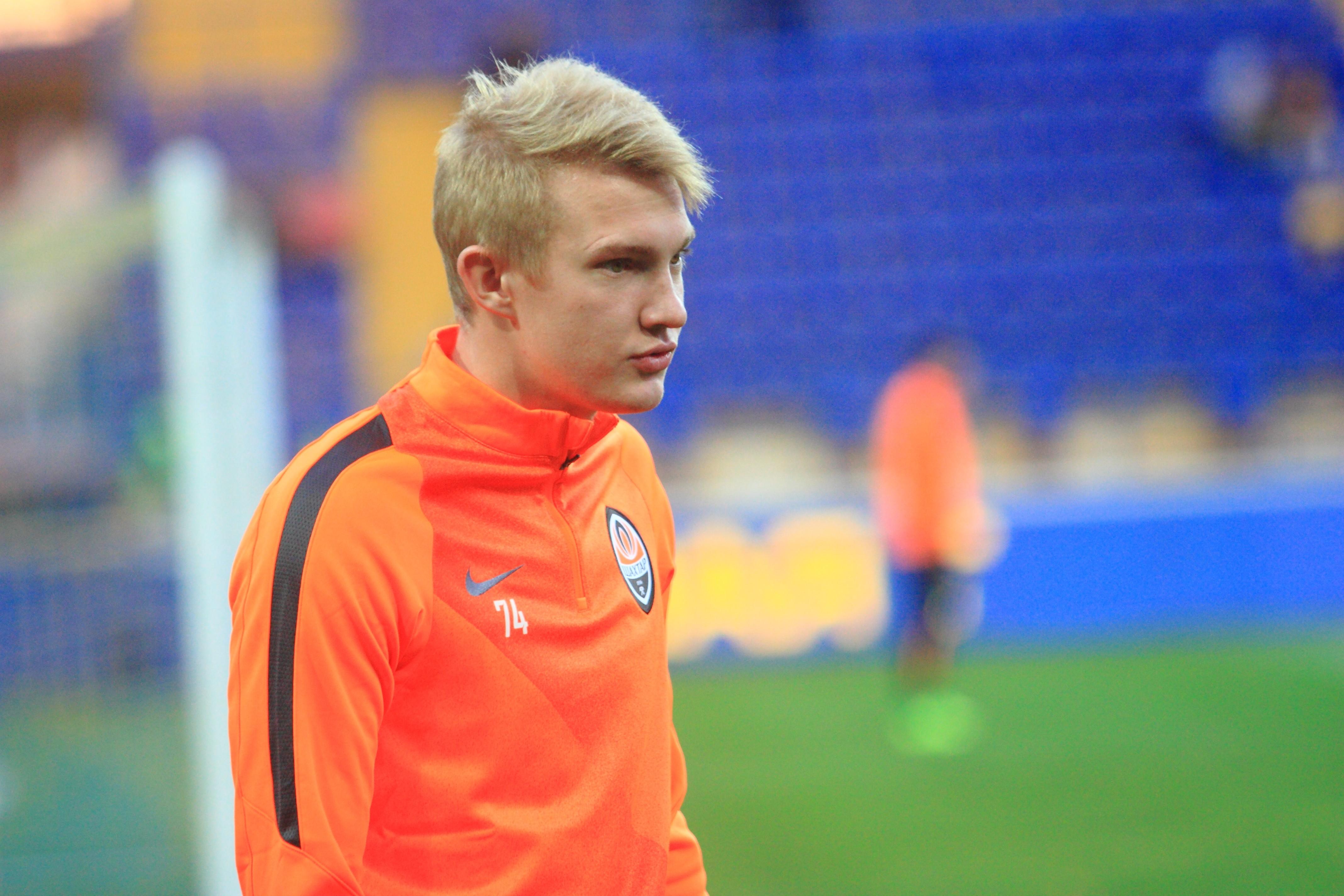 Герой футбольного дня. Виктор Коваленко - изображение 1