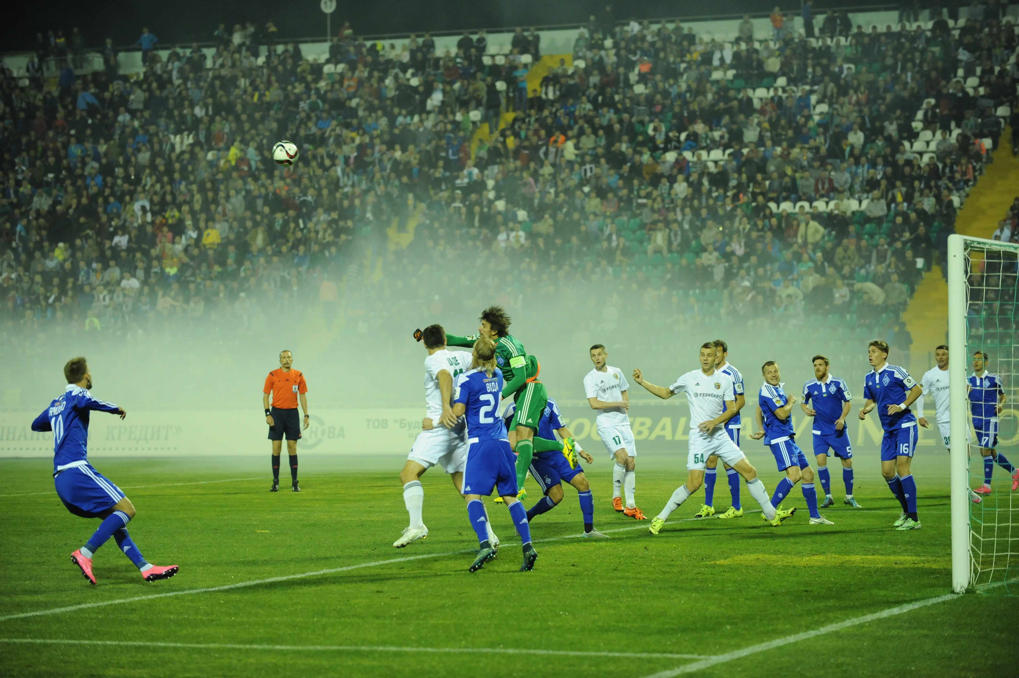 «Свою работу невыполнили»: Ребров разъяснил сенсационный результат «Динамо» вПолтаве