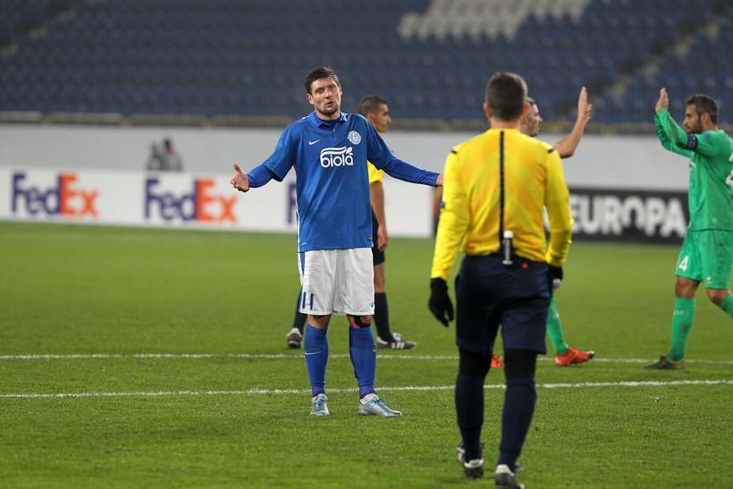 Селезнев оформил дубль вворота Галатасарая вполуфинале Кубка Турции