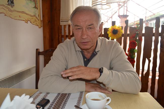 Олег Родин: Московские родственники интересовались, есть ли во львовской квартире пулемет - изображение 1