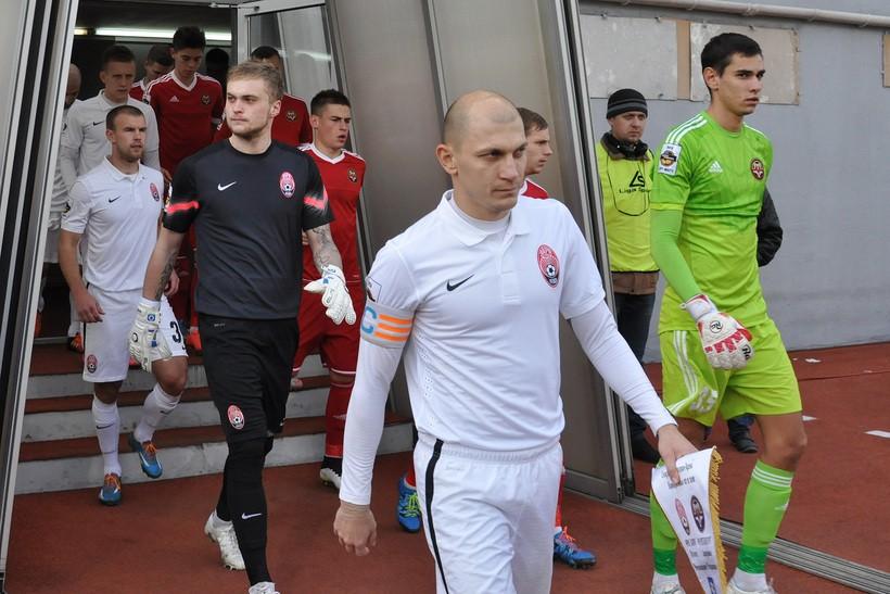 Сборная Чемпионата Украины-2015. Версия UA-Футбол. Левый защитник - Никита Каменюка - изображение 1