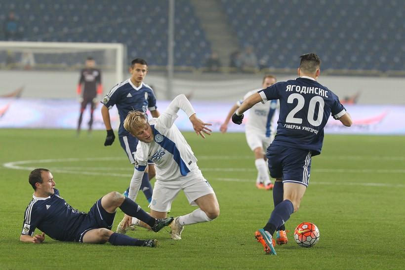 У 2015 році в УПЛ грало два Динамо. Київське та з Ужгорода з 13 орендованими - изображение 4