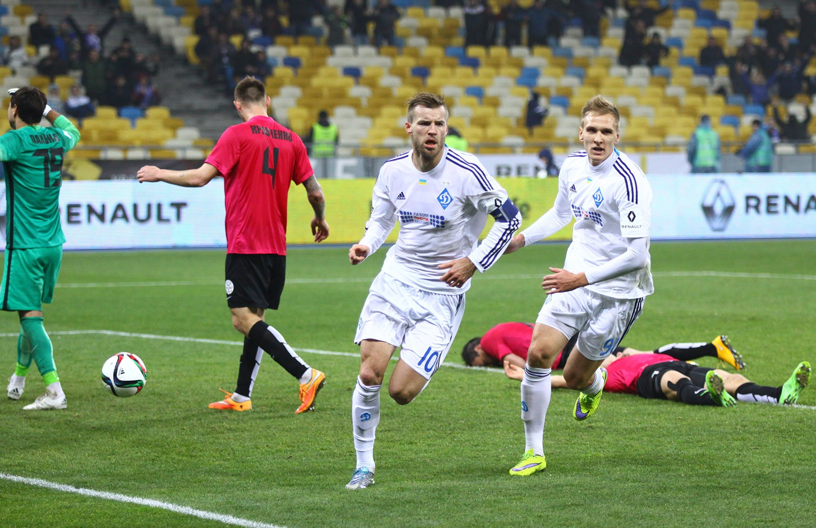 «Боруссия» желает подписать Ярмоленко за30 млн